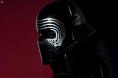 Kylo Ren - The Last Jedi Trailer (Jezbags) Tags: lego legos toys toy starwars legostarwars macro macrophotography macrolego macrodreams canon60d canon 60d 100mm closeup upclose kyloren kylo ren last jedi tjl red