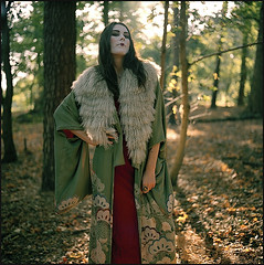 wolf suit (generalzorn) Tags: wolfsuit bronicasqa kodakportra400 film 80mm music band coombeabbey