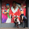Allsop Place (stevedexteruk) Tags: madame tussauds london wax 2017 billboard advertising allsop uk boxing tennis