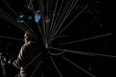 Balloon seller (Alberto Pérez Puyal) Tags: 2017 alberto balloon children contrast dark darkness high park perez puyal rope seller shadow smile streetphotography woman
