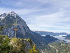 PA260031 (turbok) Tags: berge gindlhorn herbst landschaft nebel stimmungen totesgebirge wörschachwald c kurt krimberger