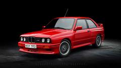 AUTOart BMW M3 E30 (E.Khazaie) Tags: autoart bmw m3 e30 modelcar diecast diecastmodelphotographycom