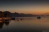 Alba lungo lago 16.10.17-5322 (Maurizio Piazzai) Tags: alba arona castellodiangera lungolago