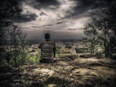 Seeker. (Prabhu B Doss) Tags: prabhubdoss travelphotography oneplus5 shotononeplus tiruvannamalai tamilnadu incredibleindia india spirituality spiritual trip holy shiva ramana maharishi meditation seeker seek
