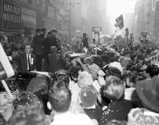 John F. Kennedy Parade