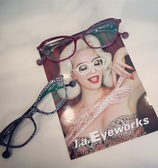 l.a. Eyeworks (Vista Vision Premier Family Eyecare) Tags: laeyeworks independent funky penelopegarcia optician optical melrose vistavisionsa unique style class