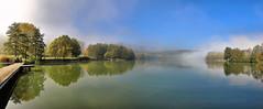 Echternacher See (Sam ♑) Tags: sam echternach luxemburg see weitwinkel panorama
