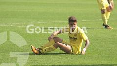 Villarreal CF C 5-1 CF Borriol (01/11/2017), Jorge Sastriques
