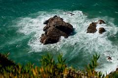 Cabo da Roca / Sintra (25) / Portugal (Ull màgic (+1.500.000 views)) Tags: cabodaroca sintra portugal atlàntic atlántico oceà aigua agua water onades roques fuji xt1