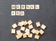 Merkel allies fret over former East Germany's rightward shift (marcoverch) Tags: noperson keineperson business geschäft text desktop paper papier sign schild education bildung display anzeigen texture textur cube würfel symbol alphabet conceptual begrifflich wood holz finance finanzen abstract abstrakt shape gestalten illustration achievement leistung chalk kreide konzeptionell cathedral spring fuji la macromondays analog pumpkin pentax catwa naturaleza