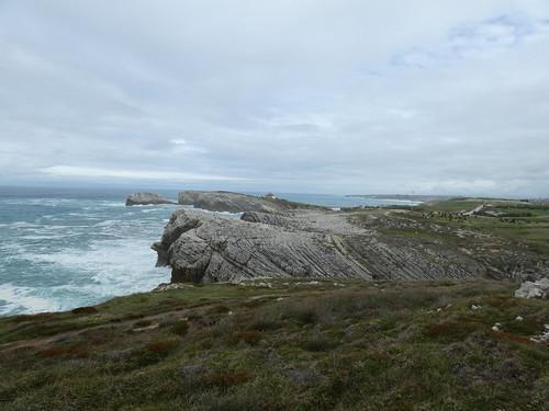 Senderismo por Faro de Cabo Mayo Liencres