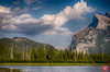 A slice of heaven (Kasia Sokulska (KasiaBasic)) Tags: fujix canada alberta rockies mountains vermilionlakes banffnp landscape lake nature