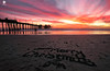 Huntington Beach (Desert Rat Photography (E.A. Rosen)) Tags: winner sunset santamonica losangeles losangelesarea wintersunset pacificocean west coast westcoast