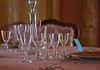 Dinning Villandry - 777 (simpsongls) Tags: glasses table settings dinning plate formal chateau fork spoon decanter crystal