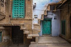 Rajasthan - Jaisalmer - Fort Streets-2-2
