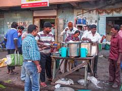 Mumbai 2015 (hunbille) Tags: india mumbai bombay birgittemumbai2lr dadar phool galli phoolgalli flower market bazaar