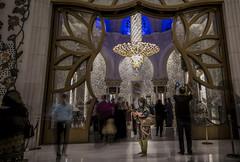 The One (Donald E. Curtis) Tags: abu dhabi sheik zayed mosque