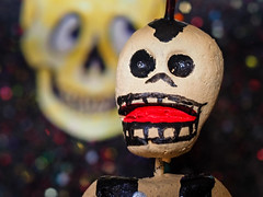 Souvenir from Arizona | 2015 (HMM!) (Web-Betty) Tags: hmm macromonday macro dayofthedead