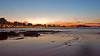 GijonSunset (victorrodriguezlorenzo) Tags: sunset puesta de sol color reflejo mar sea beach playa asturias españa spain gijon nature naturaleza city skyline ciudad colorido colourful largaexposicion