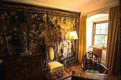Tapestry (Phil-Gregory) Tags: nikon d7200 tokina 1116mm 1120mm 1116mmf8 1120mmf28 116proatx 11mm 1120 1120mmproatx castle cowdor tapestry light