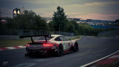 Nordkehre - Gran Turismo™SPORT (:: Spark ::) Tags: nordkehre gran turismo sport gt porsche 911 rsr