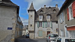 DSCN6283 Argentat (Corrèze) (Thomas The Baguette) Tags: cantal auvergne france basilique mauriac notredamedesmiracles puysaintmary puy leclou vicsurcere toursdemerle soult argentat correze chastaigne barrage aigle thiezac