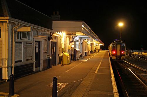 Kyle of Lochalsh Station