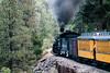 Shored-up track bed R1004773 Durango & Silverton RR (Recliner) Tags: baldwin dsng drg