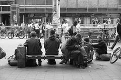 Hamburg. Innenstadt – City. (fipixx) Tags: alltag gesellschaft lebenswelt menschen leute strasse strassen strassenleben strassenszene outdoor everyday leisure living environment humans people street road streetscene urban urbanarte hamburg