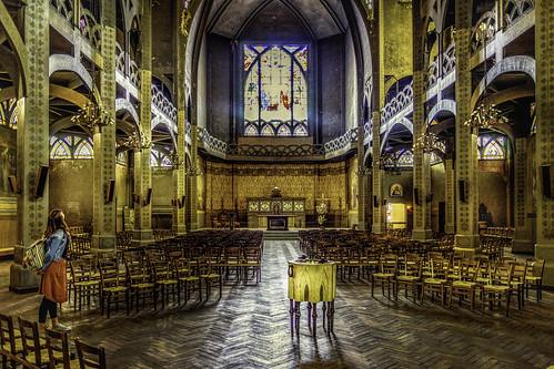 Paris, église St Jean Montmartre