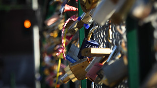 Uni Love Locks