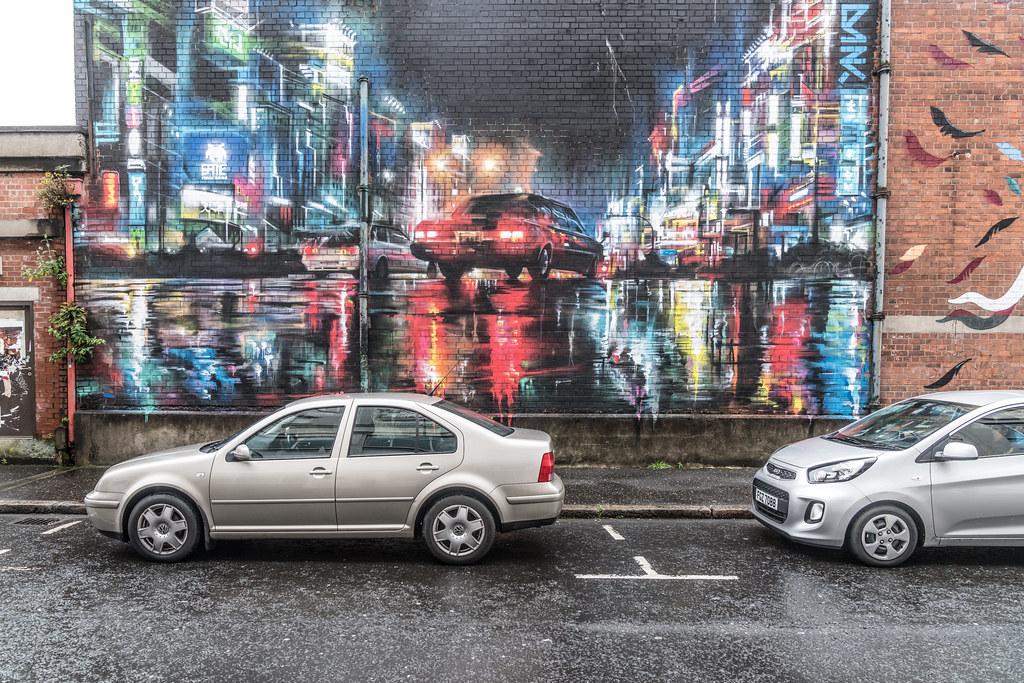 EXAMPLES OF URBAN CULTURE IN BELFAST [STREET ART AND GRAFFITI]-132895
