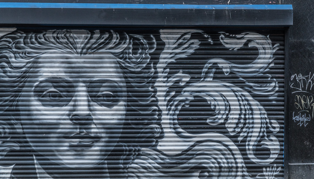 EXAMPLES OF URBAN CULTURE IN BELFAST [STREET ART AND GRAFFITI]-132941