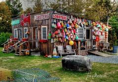 Lobster Shack (Tom Mortenson) Tags: maine geotagged newengland barharbor lobster restaurant atlanticcoast usa america northamerica eastcoast barharbormaine