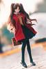 遠坂凜 (帝王赤) Tags: tōsaka rin 遠坂凜 fate ubw animate toy japanese action figure jfigure bfigure doll volks dd bjd dollfie dream heero nikon d810