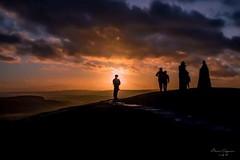 Mam Tor sunset Derbyshire (prosportstog) Tags: subset mamtor photographer summer photooftheday
