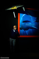 Shark tale (marcovandenarend) Tags: dierentuin