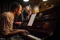 10_MagydCherfi_2156 (darry@darryphotos.com) Tags: cafeduboulevard d700 deuxsevres lesartsenboule magydcherfi melle melle79 nikon nouvelleaquitaine poitoucharentes saison20172018 samirlaroche chant larondedesjurons lecture littérature music musicien musique piano texte voix