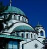 Serbia (unnurol) Tags: sava church blue sky saintsava belgrade serbia zlatibor autumn trees nationalpark old siriogonjo mountains