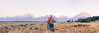 Last Sunrise in the Tetons! (bflinch1) Tags: grandtetonnationalpark grandtetons grandteton panorama pano panoramic sunrise portrait portraits love family pink mountains baby girl stich