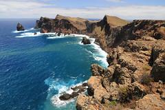Ponta São Lourenço (HimalAnda) Tags: madère madeira portugal paysage landscape pointe sãolourenço rochers falaise cliff stéphanebon canoneos70d eos70d