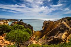 São Rafael Beach 215 (_Rjc9666_) Tags: algarve beach coastline colors landscape nikond5100 portugal praia praiadesãorafael sea seascape sky tokina1224dx2 travel turismo tourism ©ruijorge9666 albufeira faro pt 1942 215