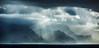 Na Pali Coastline (view Large) || Kauai (David Marriott - Sydney) Tags: na pali coast sea cloud pride america cruise ship sun ray