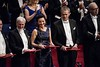 Nobel Prize Ceremony 2014 (kavlintnu) Tags: edvard moser maybritt