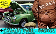 Tweed Cavalry Twiil Best  part 10 (Tweed Jacket + Cavalry Twill Trousers = Perfect) Tags: old vintage retro oldschool rally show car cars auto autos vehicles tweedjacket tweedcap cavalrytwilltrousers mens gents dapper wool woolen nz kiwi newzealand british uk scottish distingushedgentlemensride thetweedrun carclub carshow carrally houndstooth fashion 1950s 50s 1960s 60s 1970s 70s 1980s 80s morrisminor auckland whangarei tauranga rotorua gisborne hastings napier hamilton newplymouth plamerstonnorth wellington nelson christchurch dunedin invercargill canon outdoor