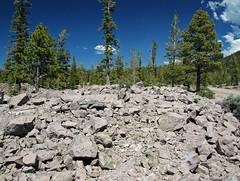 Chaos Jumbles Landslide (upper Holocene; Lassen Volcano National Park, California, USA) 4 (James St. John) Tags: chaos jumbles landslide avalanche deposit lassen volcano volcanic national park california rhyodacite lava rock rocks