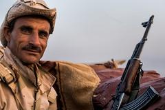 Peshmerga (rvjak) Tags: irak iraq kurdistan soldier peshmerga kurdish kurd kurde weapon arme kalachnikov d750 nikon camp soldat warrior guerrier