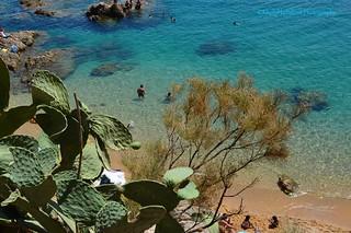 Mediterranean Sea, Skikda City - Algeria