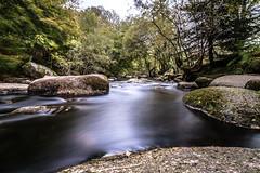 (Femme Peintre) Tags: dartmoor devon england bach wasser steine bäume langzeitbelichtung natur outdoor wind
