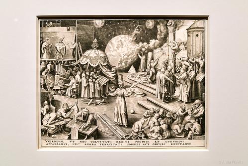 Pieter Bruegel: Die Mäßigkeit / Temperance 1559/60